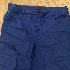 Blue NYD pants